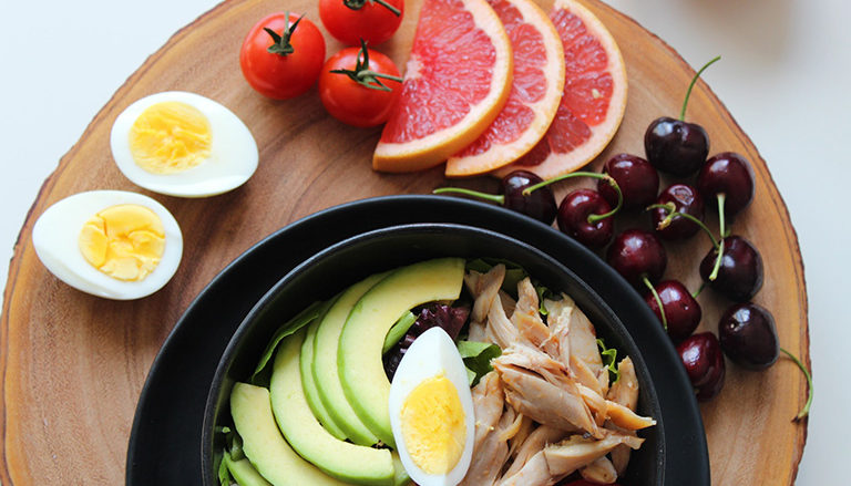 Choose organic food