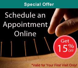 Schedule Acupuncture Online
