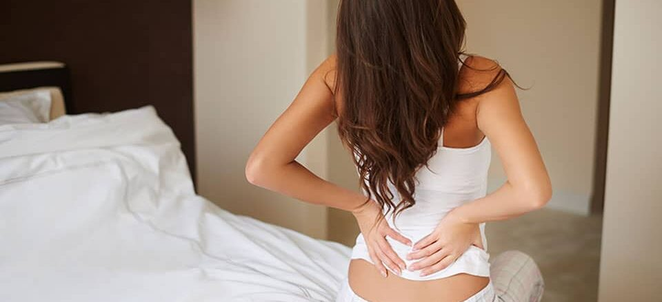 Aromatherapy Can Reduce Back Pain