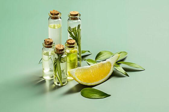 Essential Oils for home care